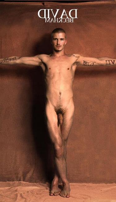 Naked David Beckham Pictures 20